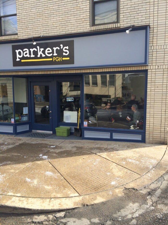 5. Parker's PGH – 2911 Glenmore Avenue