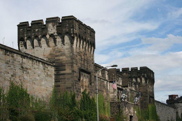 4.  Eastern State Penitentiary – Philadelphia