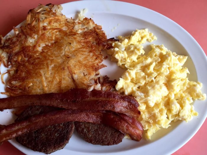 5. Barbara Lee's, food. Kelly P