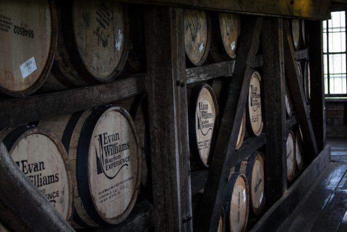 8. Evan Williams was the first actual distiller.