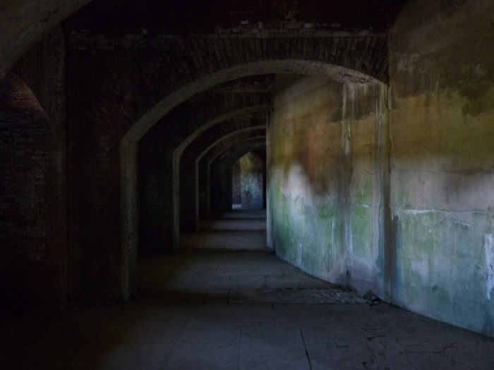 So, this fall, are you brave enough to take a paranormal tour at Fort Delaware? If you are, act fast, because they're seasonal and limited in the number of participants allowed.