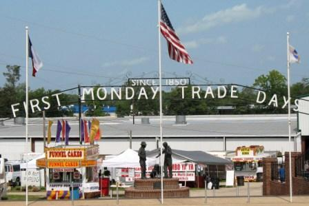 On the first Monday of every month, thousands of people gather in Canton to partake in First Monday Trade Days.