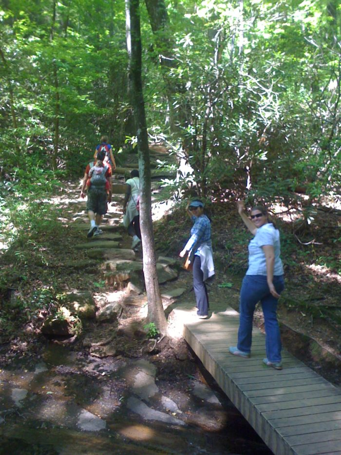 The Table Rock Trail is 6.5 miles out and back and offers a little something for everyone, like cool bridges and...
