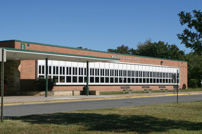 4. Wakefield High School (Arlington)