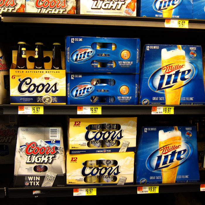 8. By the way, don't be fooled by the beer on the shelves at King Soopers, Safeway, or Walmart... they are all 3.2.