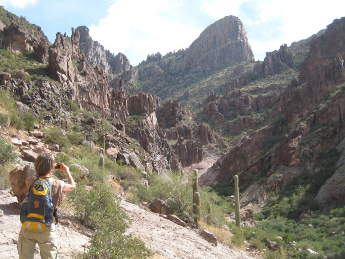 11. Siphon Draw Trail (Flat Iron at Superstition Mountains)