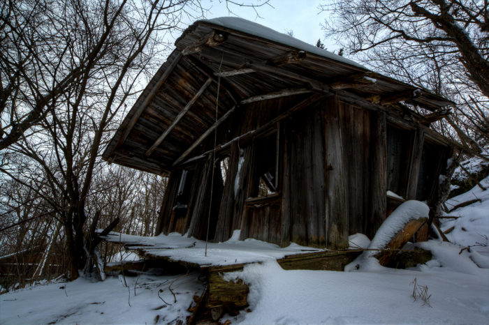 Take This Road Trip To Vermont S Most Abandoned Places