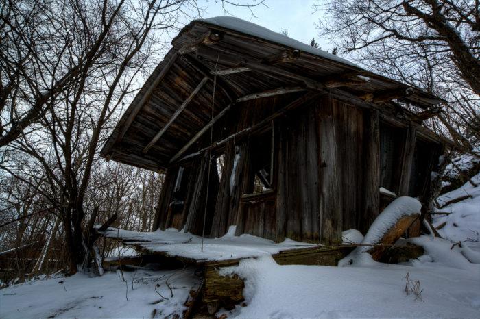 7.  Cabin in Killington