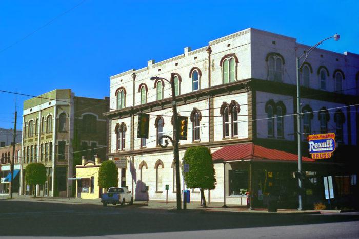 4. Selma - Population 20,094