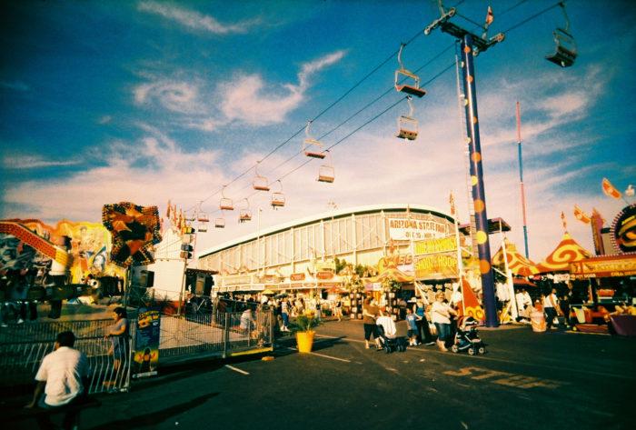 Phoenix Veterans Memorial Coliseum | Flickr - Photo Sharing!