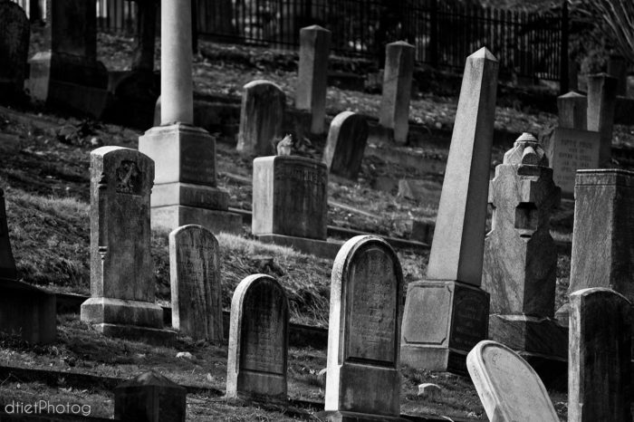 10. There is allegedly a vampire at Hollywood Cemetery.