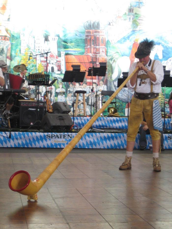 1. Oktoberfest by the Bay 2016: Pier 48: Sept. 23-25