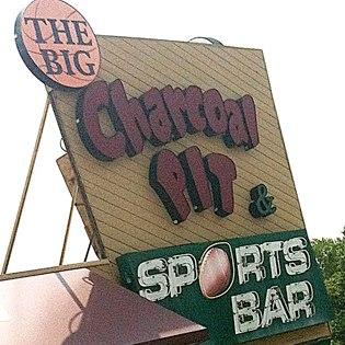 6. Least Fancy Burger Joint, Charcoal Pit