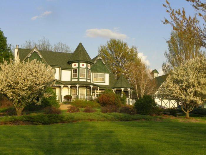 6. Cider Hill Family Orchard (Kansas City)