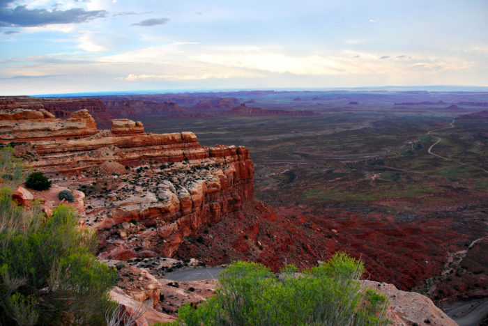 8. Valley of the Gods