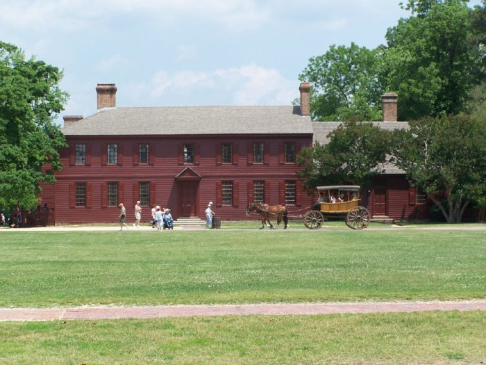 6. Virginia is home to some of the most haunted sites in the country.