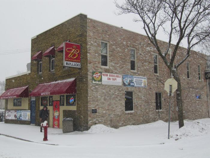 1. Mayslack's, Minneapolis