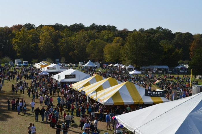7. Autumn Wine Festival, Oct 17th-18th