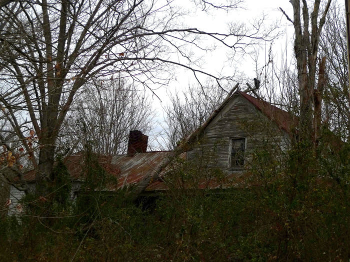 9. ALL the haunted houses.