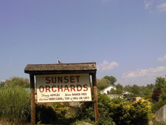 3. Sunset Orchard Farm, North Scituate