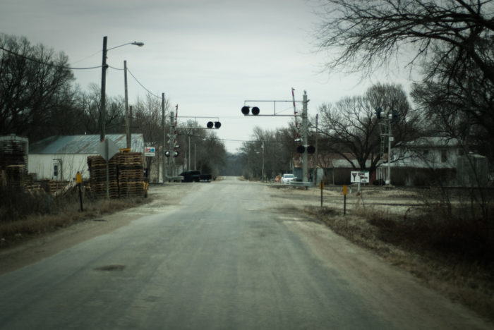 Welcome to Elmdale; a Chase County town that is currently home to 55 residents and grocery store.