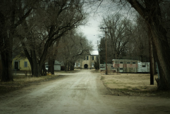 Established in 1859, Elmdale was once an important hub for the Atchison, Topeka and Santa Fe Railway, even receiving a relocated post from the town of Middle Creek.