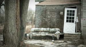 The Story Behind This Desolate Kansas Ghost Town Is Beyond Eerie