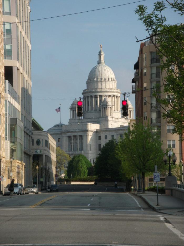 2. Providence - pop. 179,207