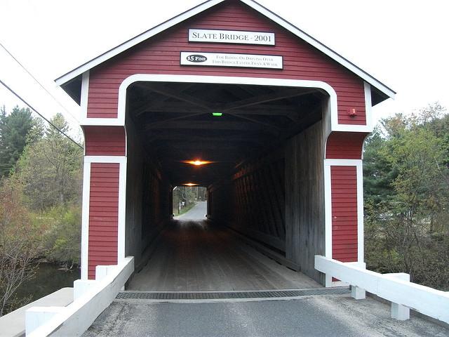 3. Slate Bridge, Swanzey
