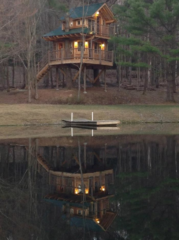 Located on 86 secluded acres.