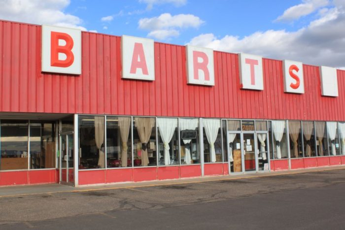 Bart's Flea Market is  a must-stop for both travelers and residents.