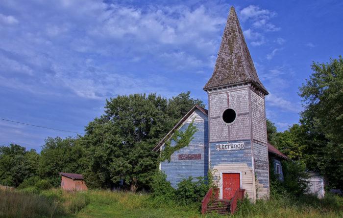 4. Fleetwood Church (Brandy)