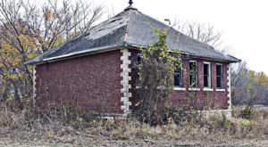 The Abandoned Town In Kansas That Most People Stay Far, Far Away From