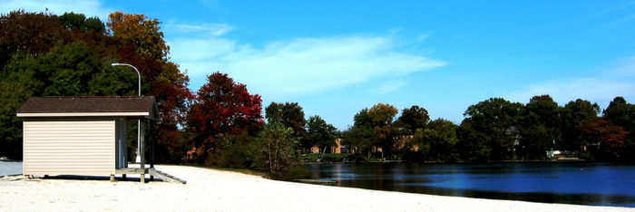 2. Silver Lake Park, Dover