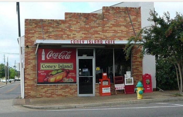 5. Coney Island Café (400 N. Main St., Hattiesburg)