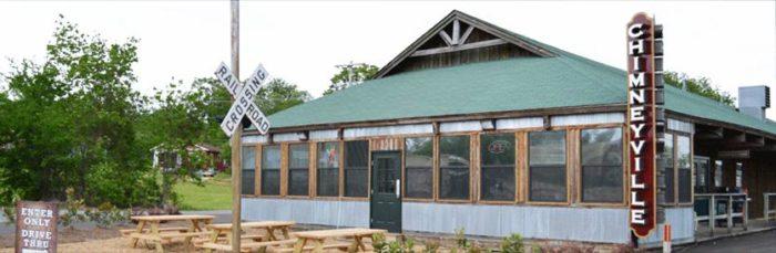 5. Chimneyville Smokehouse (970 High St.)