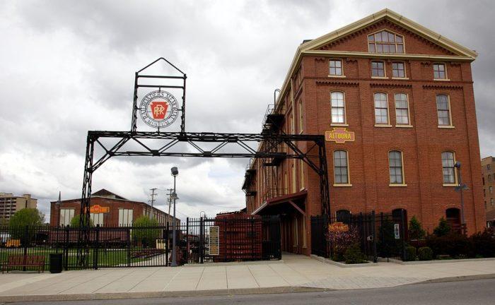 5.  Railroaders Memorial Museum – Altoona