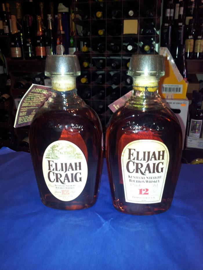 7. Elijah Craig, man of the cloth, and Father of Bourbon.