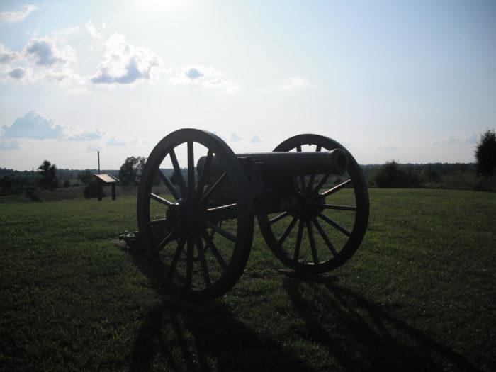 6. Perryville Battlefield, Perryville