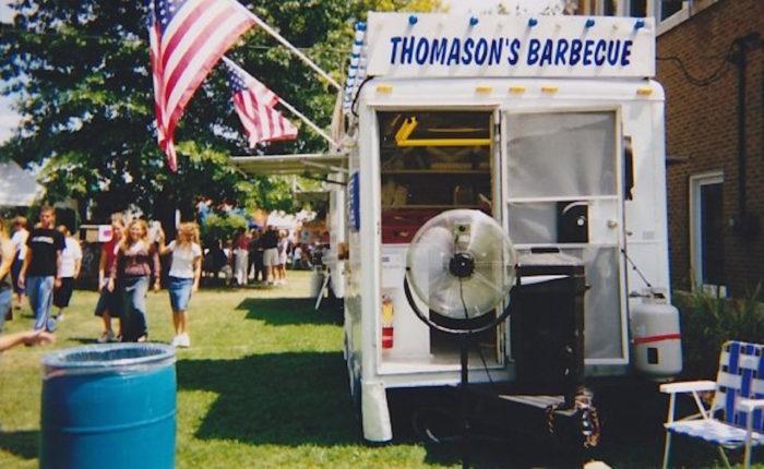6. Thomason's Bar-B-Q, Henderson