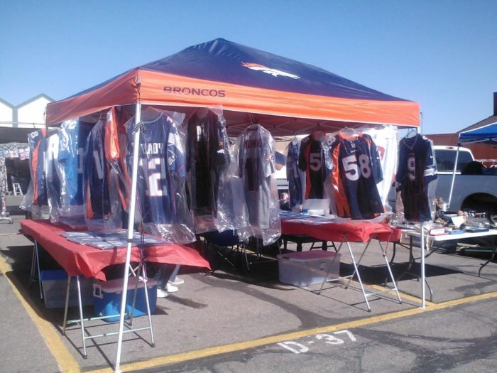 Gear up for game day!  Broncos Nation!
