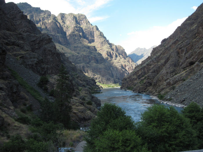 One of the many natural wonders you'll find here is the gorgeous Hells Canyon, which happens to be the deepest gorge in the country. (Yep, even deeper than the Grand Canyon!)