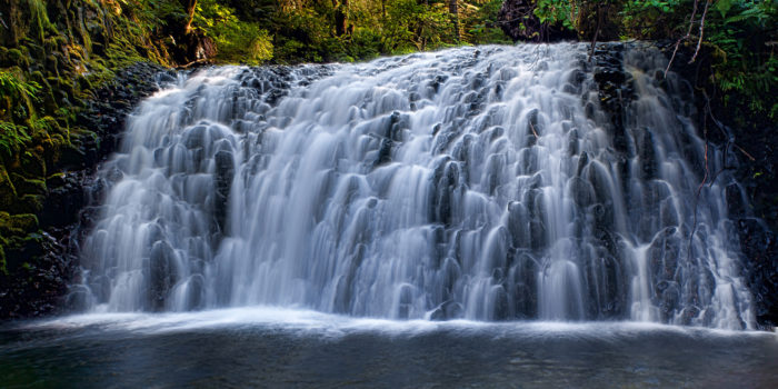 .... and the lovely Dutchman Falls.