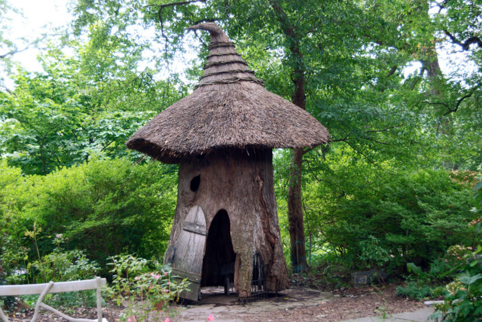 1. Winterthur's Enchanted Woods