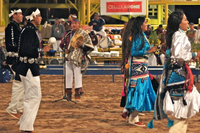 10. Navajo Nation Fair, September through October