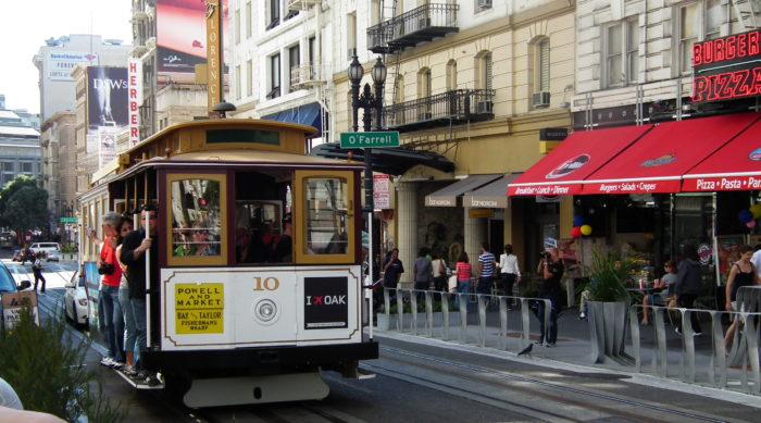 8. Ride a vintage cabe car or streetcar.