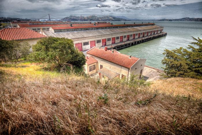 3.  Fort Mason: 2 Marina Blvd, San Francisco.