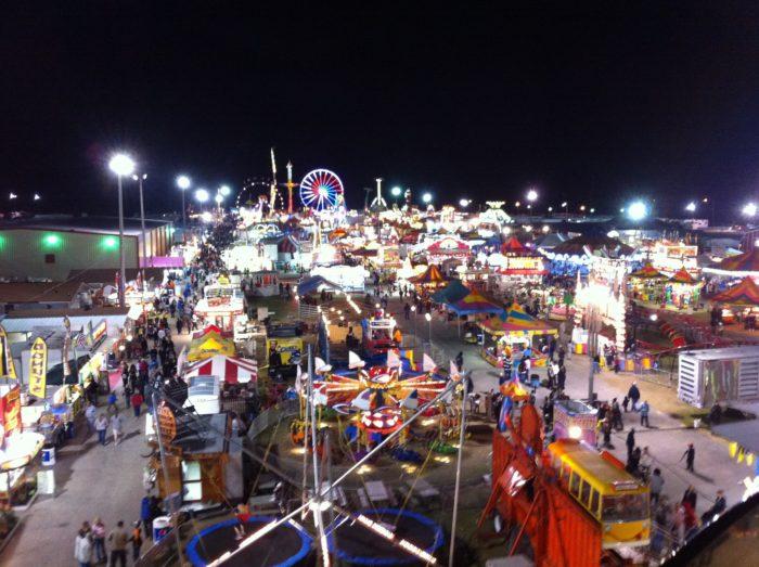 6. Pensacola Interstate Fair, October 20 - October 30