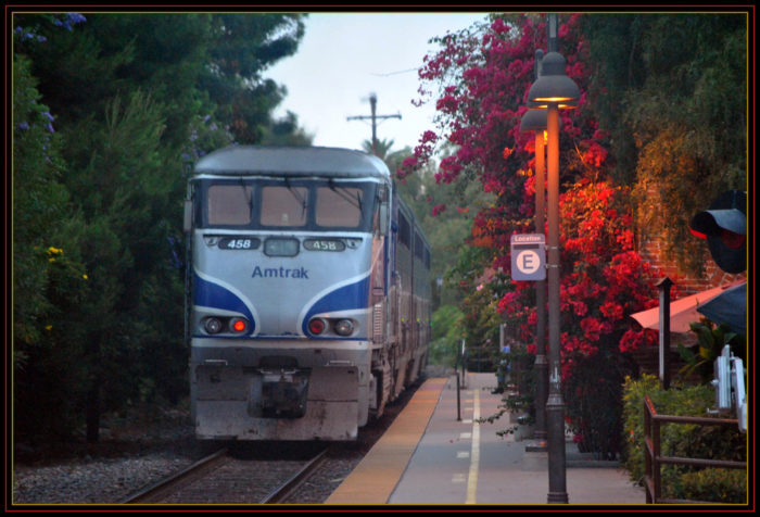 5. The Pacific Surfliner
