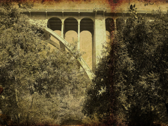 On May 1, 1937, a young mother tried to take her own life by jumping off Suicide Bridge.
